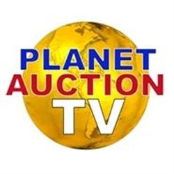 Planet Auction, LLC Logo