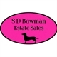 S D Bowman Estate Sales Logo