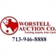 Worstell Auction Co. Logo