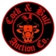 Cock & Bull Auction Co. Logo