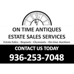 On Time Antiques Estate Sales