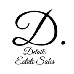 Details Estate Sales Logo