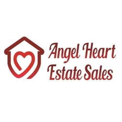 Angel Heart Estate Sales Logo