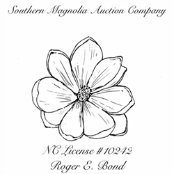 Southern Magnolia Auction Co. Logo