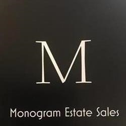 Monogram Estate Sales Logo