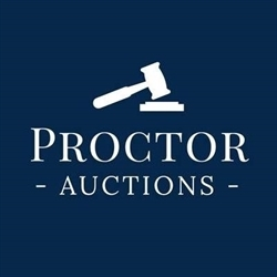 Proctor Auctions Logo