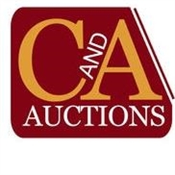 C & A Auctions Logo