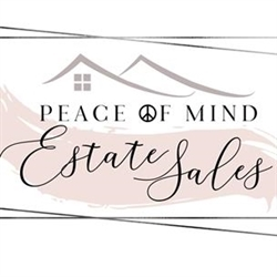 Peace Of Mind Estate Sales Logo