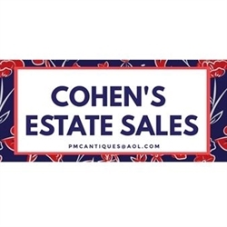 Cohen's Estate Sales Logo