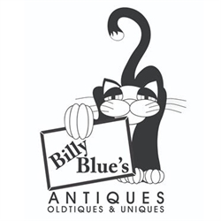 Billy Blue's Antiques Logo