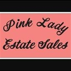 Pink Lady Estate Sales Logo