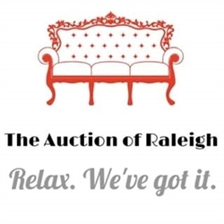 The Auction Of Raleigh Logo