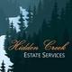 Hidden Creek Estate Services Logo