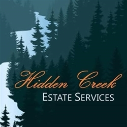Hidden Creek Estate Services Logo