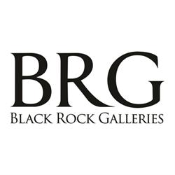 Black Rock Galleries - Raleigh Logo