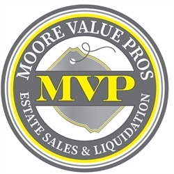 MVP Estate Sales & Liquidation Logo