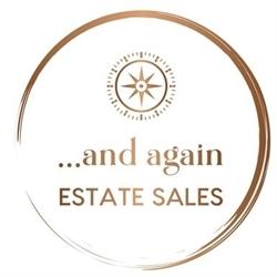 And Again Estate Sales Logo