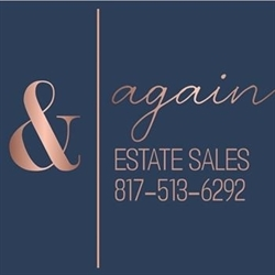 And Again Estate Sales