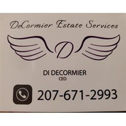 Di Decormier Estate Services Logo
