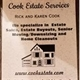 Cook Estate Services Logo