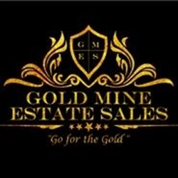 Gold Mine Estate Sales Logo