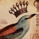 Vintage Bird Logo