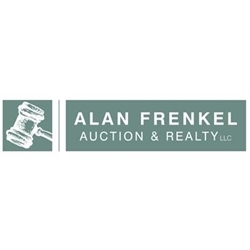 Alan Frenkel Auction & Realty LLC Logo