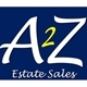A to Z Estate Sales Logo