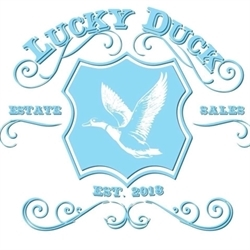 Lucky Duck Estate Sales Logo