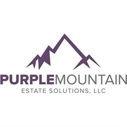 Purple Mountain Estate Solutions Logo