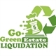 Go Green Estate Liquidation Logo