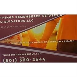 Things Remembered Estate And Liquidators Llc,