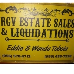 Estate Sales By Eddie Wanda Logo