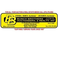 Bunch Brothers Auctioneers & Realty, Inc. Logo