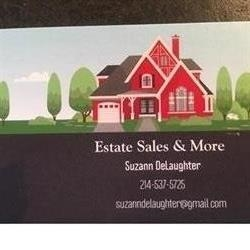 Estate Sales & More Logo