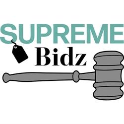 Supreme Bidz Logo