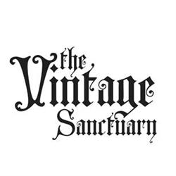The Vintage Sanctuary Logo