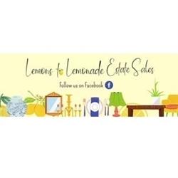 Lemons To Lemonade Estate Sales Logo