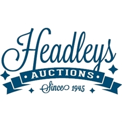 Headley's Auctions Logo