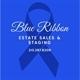 Blue Ribbon Estate Sales & Staging Logo