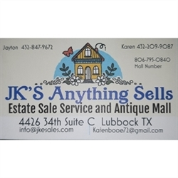 Jk's Anything Sells Logo