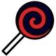 Lolly & Pop's Custom Estate Sales Logo