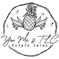You Me & Tlc Estate Sale Services Logo