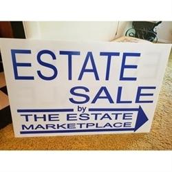 Estate Sales By The Estate Marketplace Logo