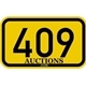 409 Auctions Logo