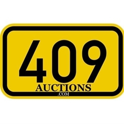 409 Auctions Logo