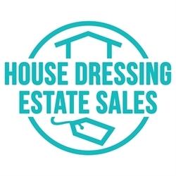 House Dressing Estate Sales Logo