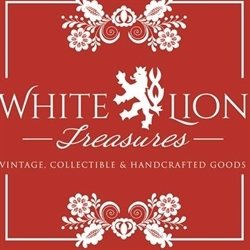 White Lion Treasures Logo