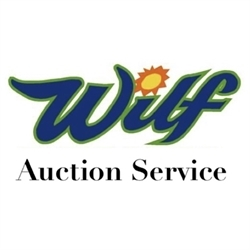 Wilf Auction Service Logo