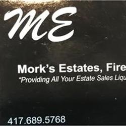 Morks Estates Fireworks And Mork Logo